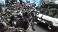 Land Rover Range Rover Sport 3.0 Engine Removed