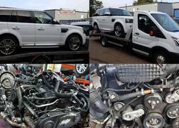 Range Rover Engines