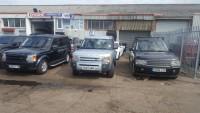 Land Rover Discovery 3 2.7 Land Rover Range Rover Vogue 3.6 V8
