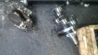 Land Rover Range Rover Sport 2.7 Broken Crankshaft