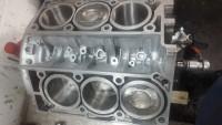 Mercedes E350 V6 Engine Block