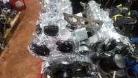 Mercedes E350 V6 Engine