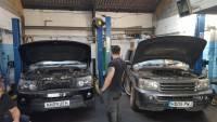 Land Rover Range Rover Sport 3.0 & Land Rover Range Rover Sport 2.7